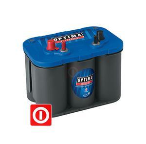 Akumulator Optima Blue 50Ah 1000A BT SLI 4.2 - 2843474781