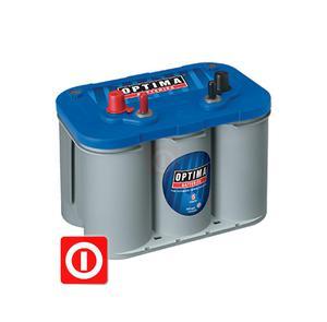 Akumulator Optima Blue 55Ah 870A BT DC 4.2 - 2843474783