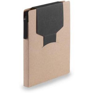 Notatnik, karteczki samoprzylepne, długopis - 2869841161