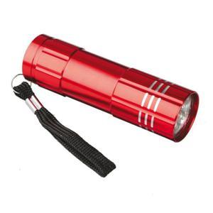 9-diodowa latarka LED - 2823660601