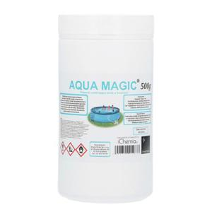 Aqua Magic Chlor do basenów 6w1 500g - 2874102138
