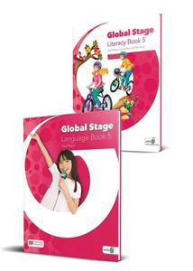 Global Stage 5 Language/Literacy Book + kod NAVIO MACMILLAN - 2859376420