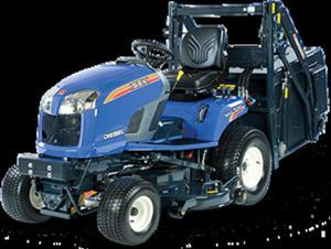 Kosiarka traktorowa ISEKI SXG 323H /122 H - Hydrauliczny, górny wyładunek - 2832736232
