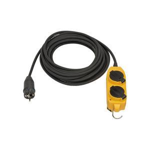 Przedłużacz Powerblock 10m 230V Czarny H05RR-F 3G1,5 3x1,5 1169604130 Brennenstuhl - 2832327569
