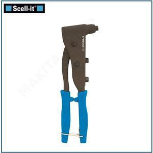 SCELL-IT E-500RH-R ręczna nitownica do nitów średnica 2,4 - 5,0mm - 2883577377