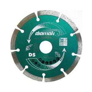 MAKITA P-45761 Diamak tarcza diamentowa fi125x22.23mm (P45761 np. do betonu płyt kamiennych ciegieł kamienia gr. tarcze) - 2832329030