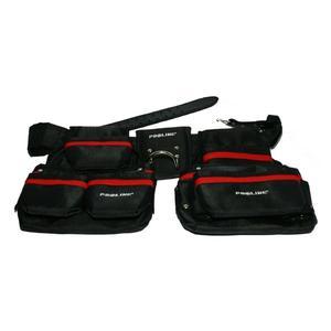 PROLINE 52012 pas monterski wzmocniony z kieszeniami, obwód 800mm - 1150mm (narzędziowy, na narzędzia) - 2832329340