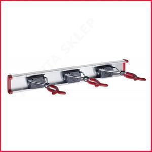 BRUNS SB 3.05 , SB X 01 Uchwyt wieszak na narzędzia długość 50cm 3 uchwyty (SB305 SB3,05 WIESZAKI...