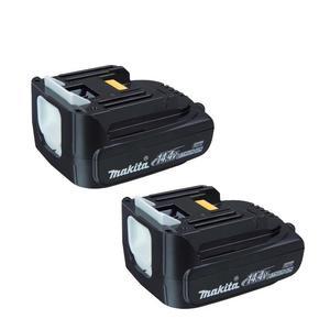 Pakiet 2 szt. 14.4V akumulatorów akumulator bateria Li-Ion 1.3Ah BL1415 194558-0 MAKITA oryginał np. do BTD134 BDF343 BPJ140 BVC340 BCL142 BML145 BML Pakiet 2 sztuk 14.4V akumulatorów akumulator bateria Li-Ion 1.3Ah BL1415 194558-0 MAKITA oryginał np. do BTD134 BDF343 BPJ140 BVC340 BCL142 BML145 BML146 BMR050 BML184 BML802 BML01S BUM166 BUR141 BUH481 - 2832330539