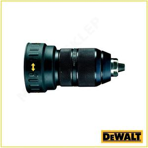 Uchwyt wiertarski adapter DT7018 DEWALT 13mm uchwyt metalowy z 2 tulejami i adapterem szybkiego montażu (25404 25405) Uchwyt wiertarski adapter DT7018 DEWALT 13mm uchwyt metalowy z 2 tulejami i adapterem szybkiego montażu (25404 25405) - 2832330621