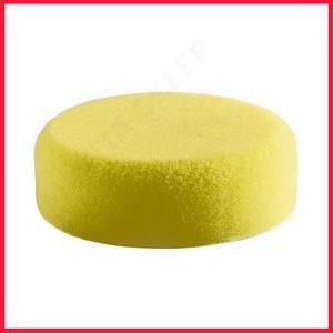 MILWAUKEE 4932430489 Twarda gąbka polerska żółta fi 80mm na rzep (np. do M12BPS 4932-4304-89 dysk polerski gąbka) - 2832331973