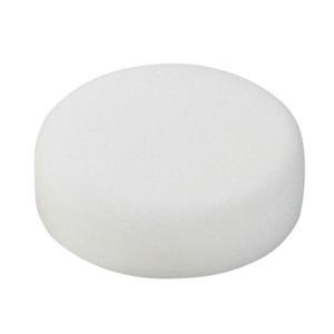 MILWAUKEE 4932430490 Twarda gąbka polerska biała fi 80mm na rzep (np. do M12BPS 4932-4304-90 dysk polerski gąbka) - 2844608446
