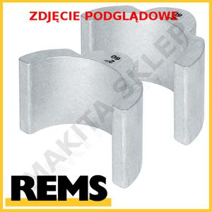 131157 REMS Wkładki mrożące do rur FRIGO2 54mm (szczęki) ZAMRAŻARKA ZAMRAŻARKI - 2832332402
