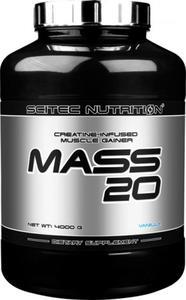 Scitec MASS 20 - 4000g - 2822985986