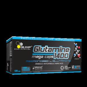 Olimp L-GLUTAMINE MEGA CAPS 120kap - 2822986081