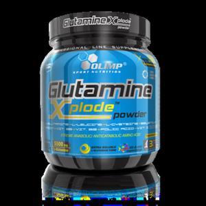 Olimp GLUTAMINE XPLODE 500g - 2822986083