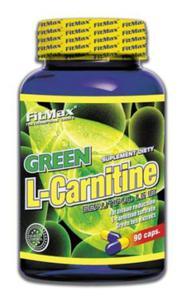 Fitmax - GREEN L-CARNITINE - 90kap - 2822985961