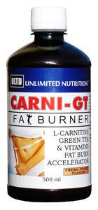 Unlimited Nutrition CARNI-GT 500ml - 2822985928