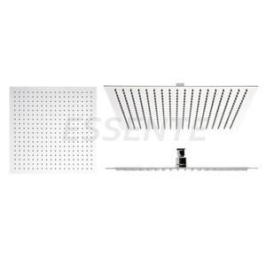 Deszczownia 25cm x 25cm kwadratowa Ultra Line Essente - 2844854110