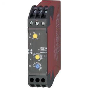 Przekaźnik czasowy in-case Hiquel ITM 24V 6A/230V