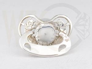 Smoczek srebrny Misie CO-S/SMO - 2824316257