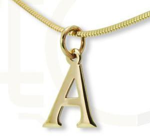 Złota Literka -wzór 1 - 2824316390