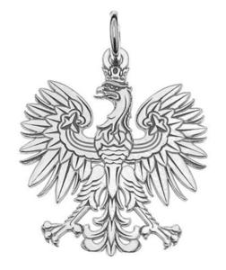 Wisiorek ze srebra SILV-S-W-Orzeł - 2855903301