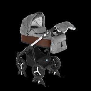 HUSKY Baby Design dziecięcy wózek wielofunkcyjny, uniwersalny Husky Baby Design - Wózek - 2873327011