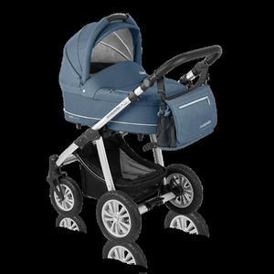 LUPO COMFORT wózek dziecięcy Baby Design baby design lupo comfort - 2873327017