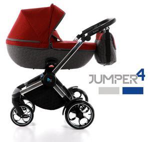 TAKO JUNAMA JUMPER 4 - R4 - wózek 2w1 lub 3w1 z fotelikiem - 2873327095