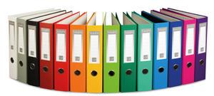 Segregator A4/75 FCK pastel. b - 2859236258