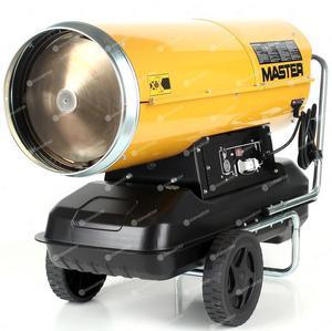Nagrzewnica olejowa MASTER B 230 - 65kW (olejowa dmuchawa master bez odprowadzania spalin) - 2841605966