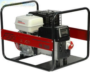 Agregat prądotwórczy FOGO FH 7000 E (moc 5,6kW - 7,0kVA - 400V - silnik HONDA) - 2844528671