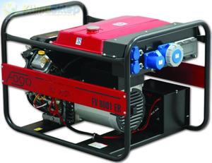 Agregat prądotwórczy FOGO FV 8001 RE (moc 7,5kW - 7,5kVA - 230V - silnik BRIGGS & STRATTON)