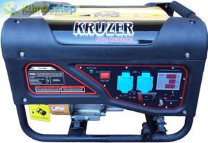 Agregat prądotwórczy KRUZER TH 3900 (moc 2,8kW - 230V) - 2842015565