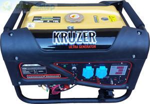 Agregat prądotwórczy KRUZER TH 5500 E (moc 4,0kW - 230V) - 2849789700