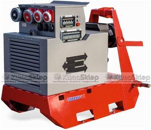 Agregat prądotwórczy ENDRESS EZG 100/4 (moc 72,0kW - 90,0kVA) - trójfazowy - 2824750166