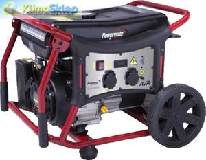 Agregat prądotwórczy POWERMATE WX 6250 ES (moc 5,5kW - 400V) - 2824750449