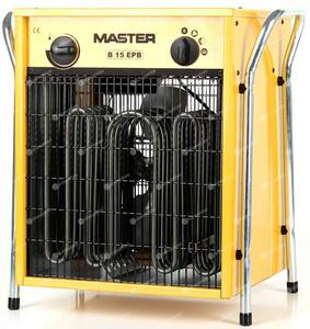 Nagrzewnica elektryczna MASTER B15 EPB (dmuchawa elektryczna master) - 2845438056