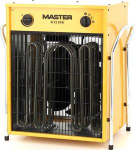 Nagrzewnica elektryczna MASTER B22 EPB (dmuchawa elektryczna master) - 2843838500
