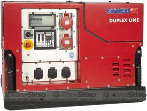 Agregat prądotwórczy ENDRESS ESE 1308 DBG ES DUPLEX silent (moc 11,4kW - 14,3kVA - 400V - silnik BRIGGS & STRATTON) - 2836907838