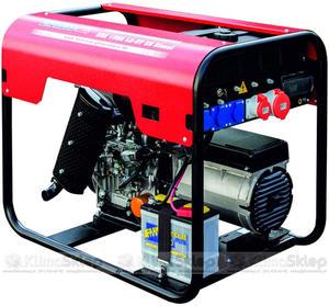 Agregat prądotwórczy ENDRESS ESE 1506 DLS ES DI (moc 11,4kW - 14,3kVA - 400V - silnik LOMBARDINI) - 2836907851