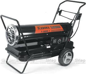 Nagrzewnica olejowa KERONA P 5000 Professional / Kerona P-5000E-T DUAL - 2847251994
