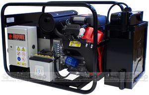 Agregat prądotwórczy Europower EP 13500 TE AVR AUTO + olej Honda 10W-30 (12kW - 12kVA - 400V - HONDA) - 2843838520