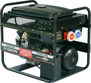 Agregat prądotwórczy FOGO FV 13540 RTE (moc 9,0kW - 11,3kVA - 400V - silnik BRIGGS & STRATTON) - 2844528714