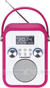 Przenośny radioodtwarzacz Blaupunkt PP20PK - SD / USB / AUX / ZEGAR / ALARM z akumulatorem - 2846459030