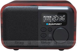 Radioodtwarzacz Blaupunkt HR10BT - Bluetooth/FM/SD/USB/AUX/zegar/alarm