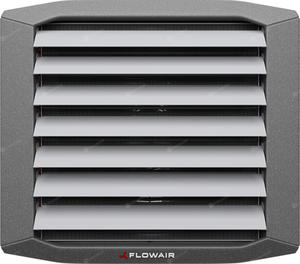 Nagrzewnica wodna Flowair LEO FB 30V ZESTAW (nagrzewnica + konsola + regulator obrotów z termostatem) - 2847502389
