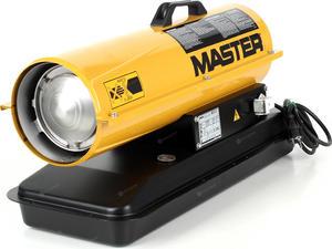 Nagrzewnica olejowa MASTER B 35 CED - 10kW (olejowa dmuchawa master bez odprowadzania spalin) - 2824748814