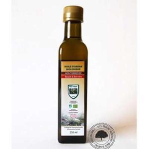 Olej arganowy kosmetyczny butelka szkło - 250ml - Maroko - 2833521176